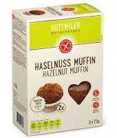 Haselnuss Muffin - glutenfrei
