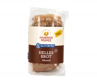 Helles Brot klassisch - glutenfrei