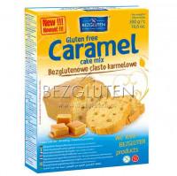 Glutenfreie Backmischung für Karamellkuchen - glutenfrei