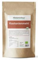 Bio Kastanienmehl - glutenfrei