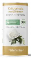 Bio Kräutersalz mediterran - glutenfrei