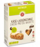 Käse-Laugenstange - glutenfrei