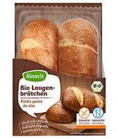 Bio Laugenbrötchen - glutenfrei