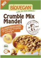 Crumble Mix Mandel - glutenfrei