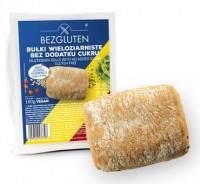 Glutenfreie Mehrkornbrötchen ohne Zuckerzusatz - glutenfrei