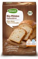 Bio Mildes Aufbackbrot - glutenfrei
