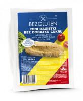 Mini Baguettes ohne Zuckerzusatz - glutenfrei
