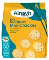 Bio Mini Cracker mit Meersalz - glutenfrei