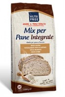 Mix per Pane Integrale - glutenfrei