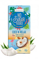 No Sugar Added Coco Relax Kokos-Mandel - glutenfrei