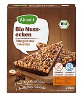 Bio Nussecken - glutenfrei