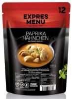 Paprika Hähnchen Fertiggericht - glutenfrei
