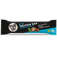 Bio Choco-Maca Proteinriegel - glutenfrei