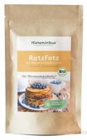 Bio Ratzfatz Pfannkuchenmischung - glutenfrei