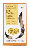 Reis Vanille Kipferl - glutenfrei