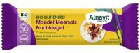 Bio Mandel Meersalz Fruchtriegel - glutenfrei