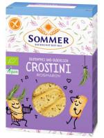 Bio Crostini Rosmarin - glutenfrei