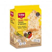 Crackers mit Rosmarin - glutenfrei