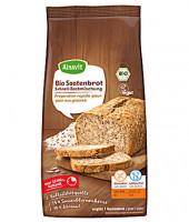 Bio Saatenbrot Schnell-Backmischung - glutenfrei