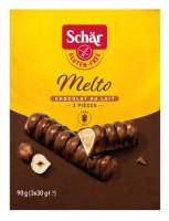 Melto Riegel mit Haselnussfüllung 3x 30g - glutenfrei
