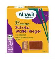 Bio Schoko Waffel Riegel - glutenfrei