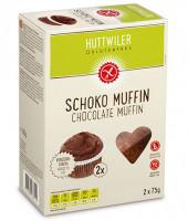 Schoko Muffin - glutenfrei
