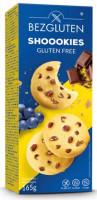 Shoookies Kekse mit Rosinen & Schokostückchen - glutenfrei