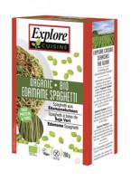 Bio Spaghetti aus Edamamebohnen - glutenfrei