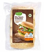 Bio Toastbrötchen - glutenfrei