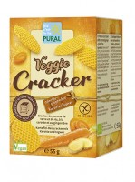 Veggie Cracker Karotte-Ingwer - glutenfrei
