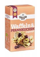 Backmischung für Waffeln & Pfannkuchen - glutenfrei