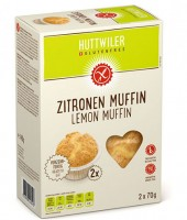 Zitronen Muffin - glutenfrei