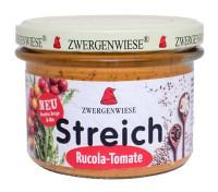 Rucola-Tomate Streich - glutenfrei