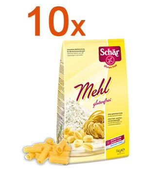 Sparpaket 10 x Mehl