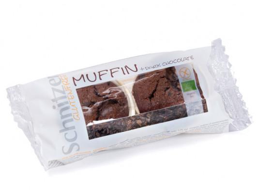 Bio Muffin + Dark Chocolate