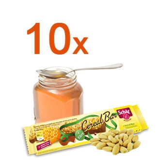 Sparpaket 10 x Cereal Bar