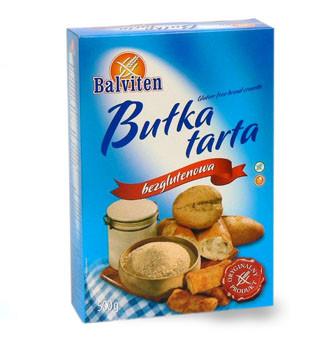 Glutenfreies Paniermehl