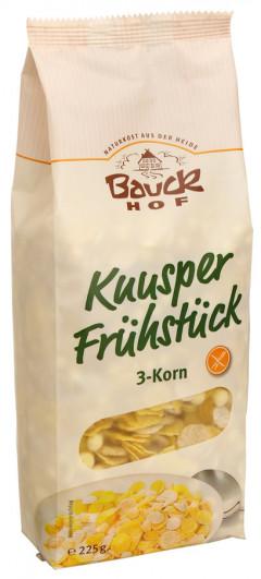 Knusper Frühstück 3-Korn