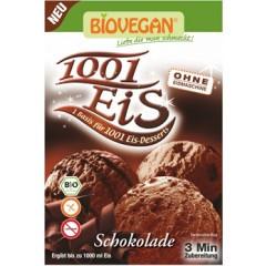 Eispulver Schokolade Eis