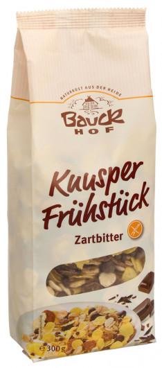 Knusper Frühstück Zartbitter