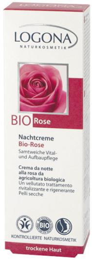 Nachtcreme Bio-Rose