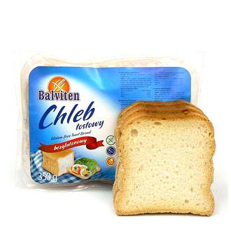 Glutenfreies Toastbrot