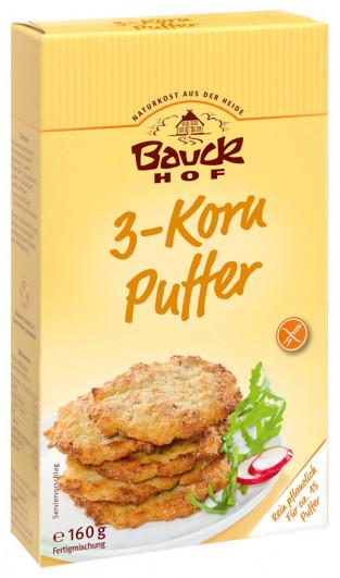 3-Korn Puffer