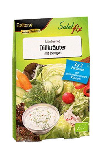 Salatfix Dillkräuter