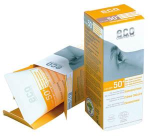 Sonnencreme LSF 50 leicht getönt