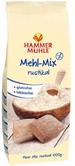 Mehl-Mix rustikal