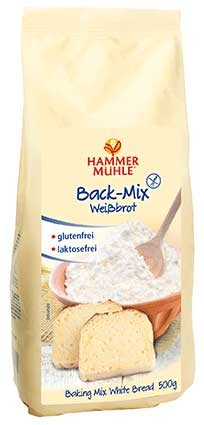 Back-Mix Weißbrot