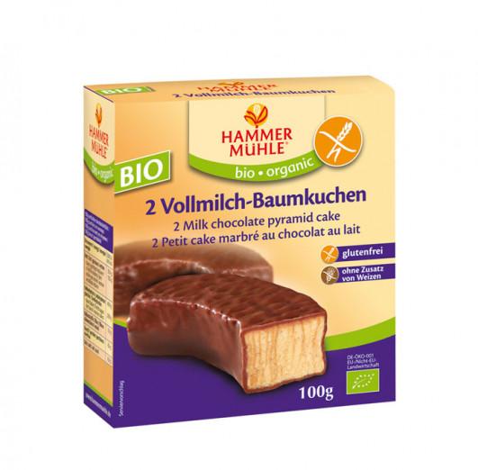 Bio 2 Vollmilch-Baumkuchen