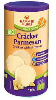 Bio Cräcker Parmesan