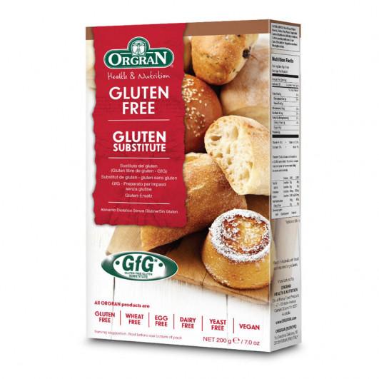 Gluten-Ersatz Gluten Substitute